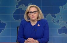 Kate McKinnon Liz Cheney Saturday Night Live