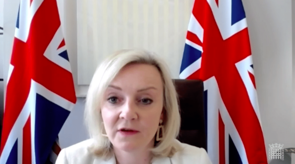 Tory equalities chief Liz Truss drops commitment to LGBT Action Plan
