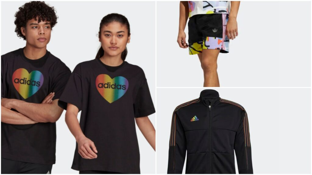 Adidas has released its 'Love Unites' Pride collection for 2021.