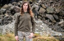 Holly, a trans contestant on SAS: Who Dares Wins