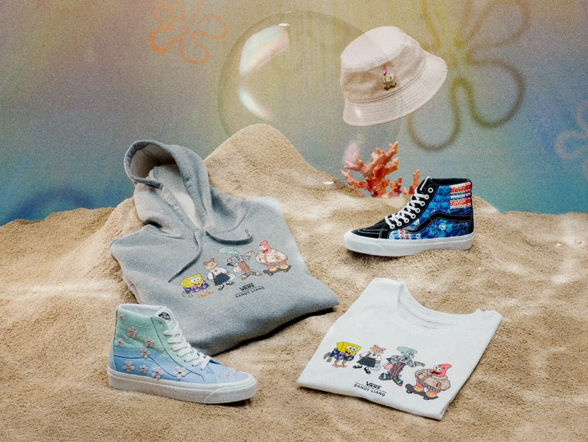 Vans release nostalgia-heavy Spongebob collection – and we're here for it
