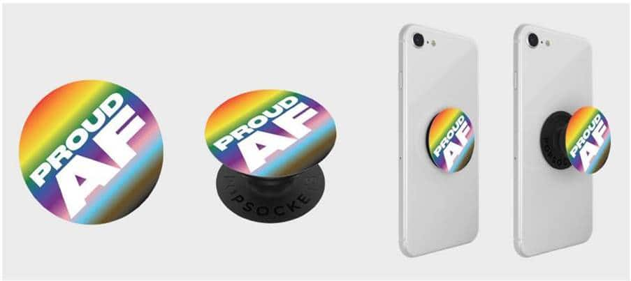 PopSockets have teamed up with Henry Holland for Pride 2021. (PopSockets)