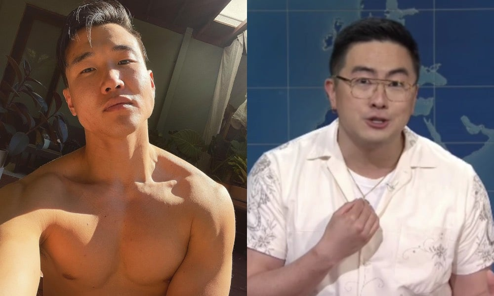 Joel Kim Booster was 'immediately suspicious' of becoming friends with Bowen Yang