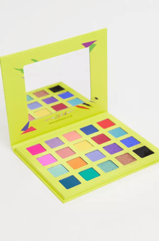 The Beauty Rainbow palette from OPV Beauty. (ASOS)