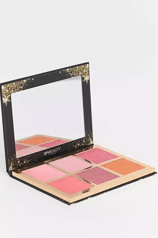 The Born To Shine palette from OPV Beauty. (ASOS)