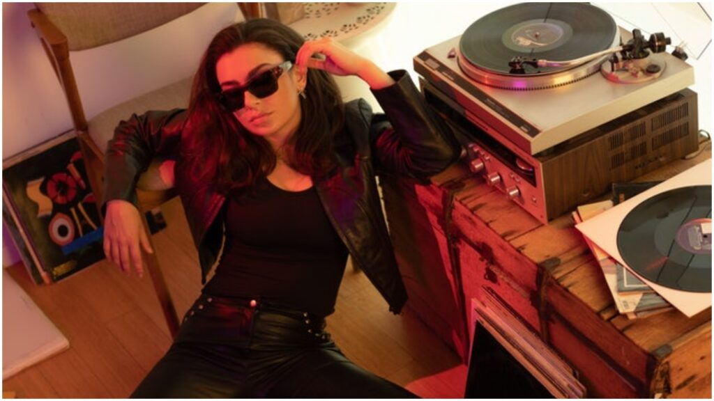 """Pop icon Charli XCX features in Ray-Bans latest """"You Are On"""" campaign. (Instagram)"""