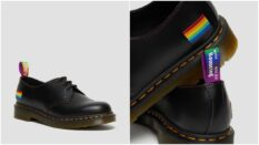 Dr. Martens has released its brand new one-off shoes for Pride. (Dr. Martens)