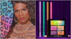 NYX Cosmetics has released a Ballroom-inspired collection to celebrate Pride Month. (NYX Cosmetics)