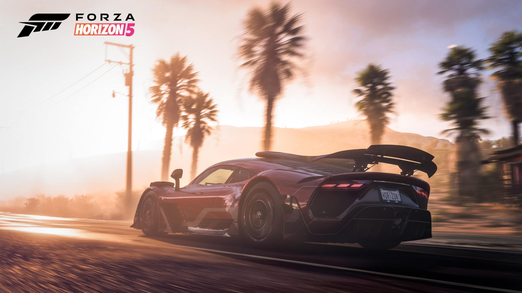'Diverse' Forza Horizon 5 will add pronouns to extensive character customisation