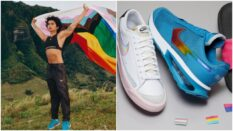 Bretman Rock stars in the campaign for Nike's 'Be True' Pride collection. (Nike/Instagram)