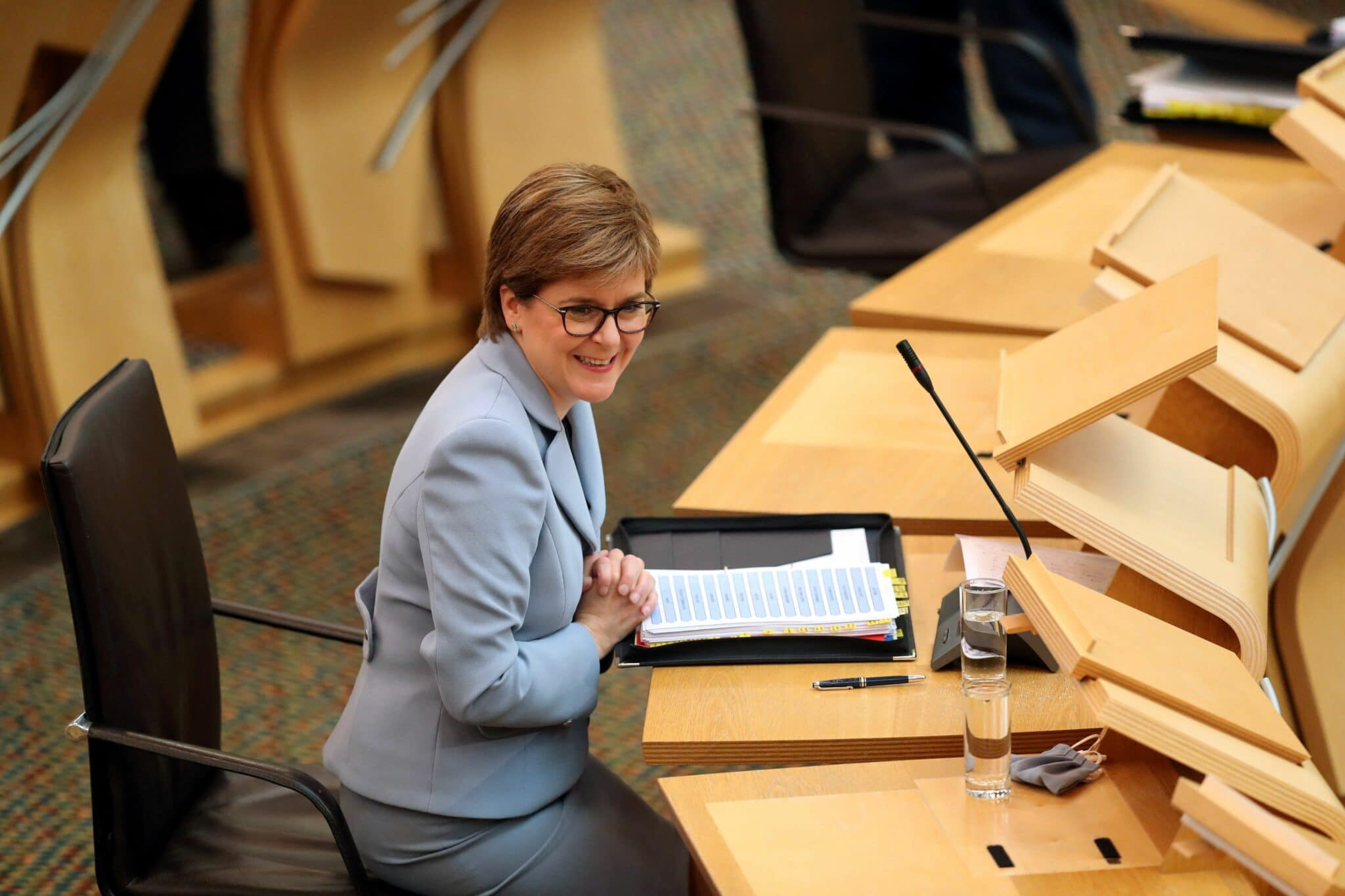 Nicola Sturgeon vows to cut 'trauma-inducing' waiting times for trans healthcare