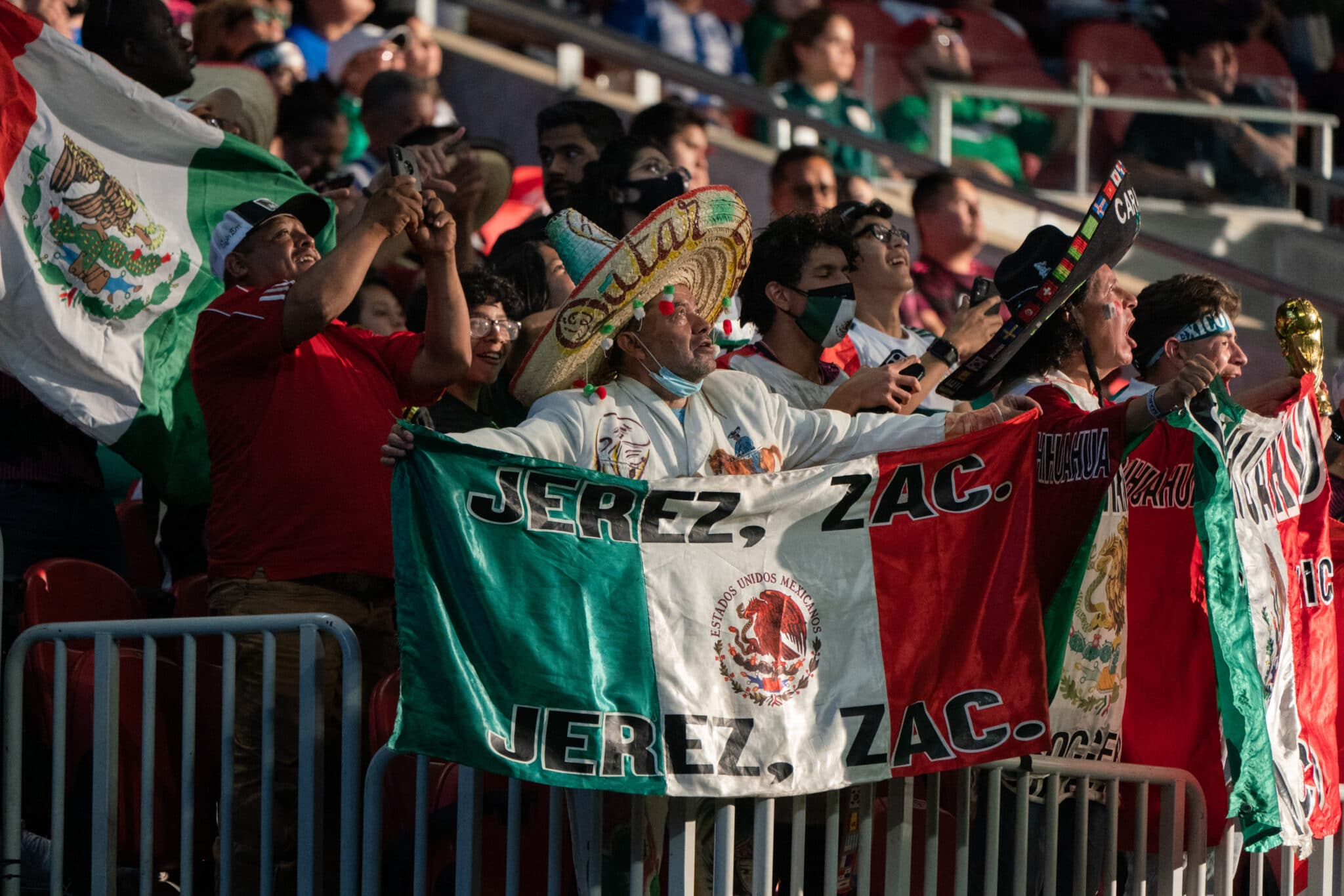 Mexico will play World Cup games in an empty stadium due to fans' homophobic chanting