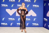 Miley Cyrus is headlining 'Stand by You', a concert special to celebrate Pride Month. (Photo by Vijat Mohindra/MTV VMAs 2020/Vijat Mohindra/MTV VMAs 2020 via Getty Images)