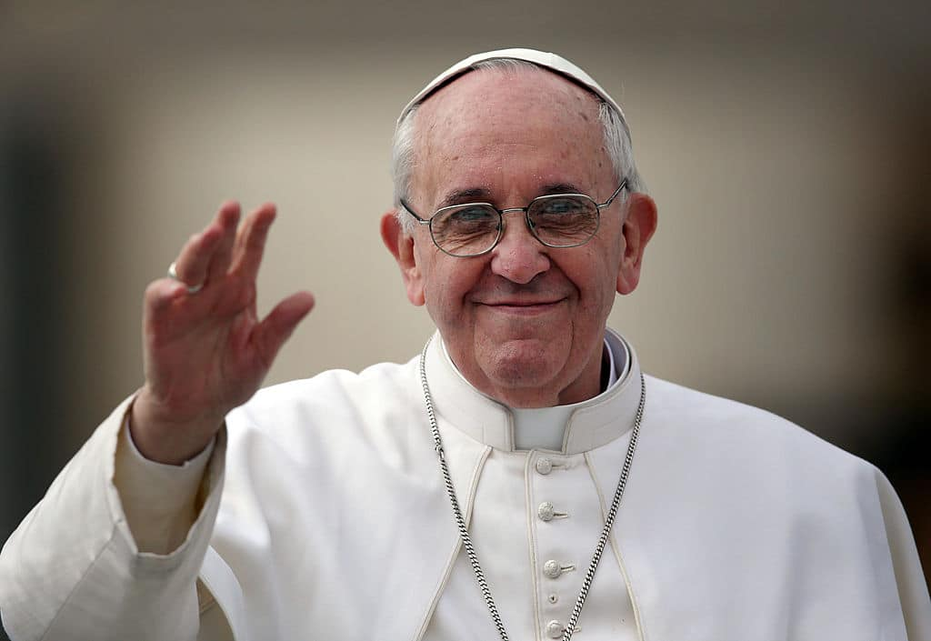 Pope Francis Vatican Italy