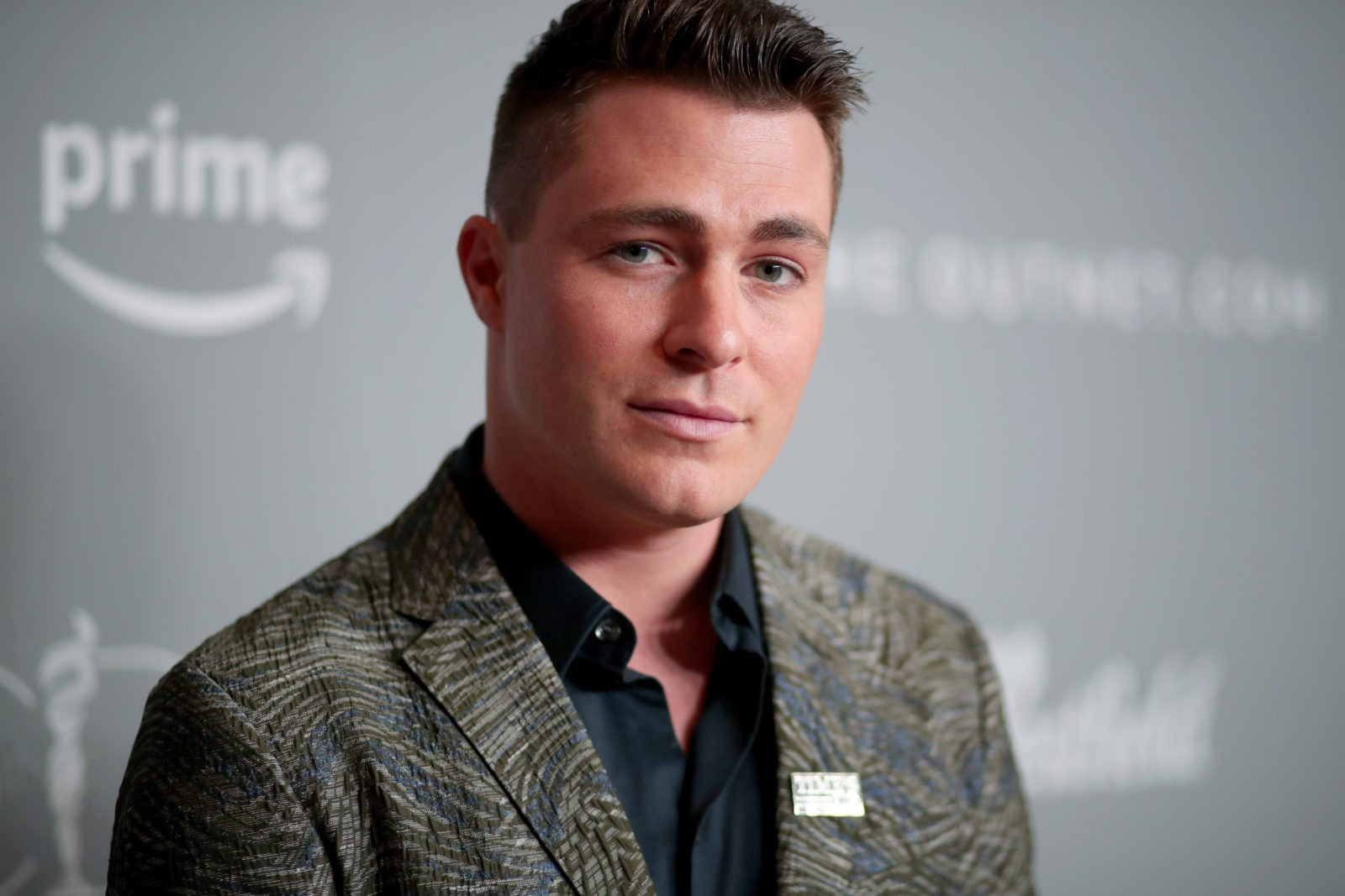 Colton Haynes shares the photo he spent years trying to erase from the internet