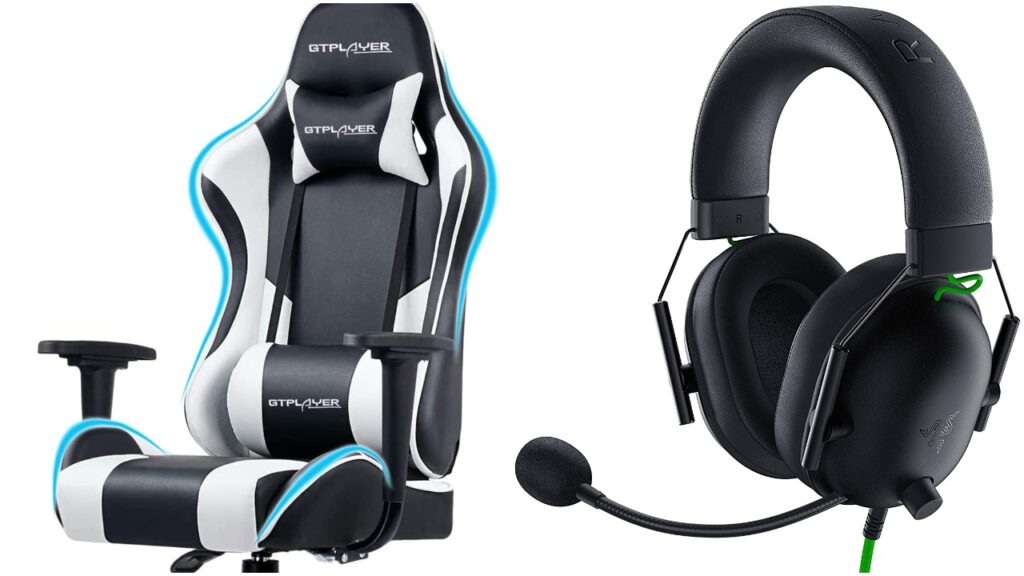 There's plenty of gaming accessories included in the Prime Day sale. (Amazon)