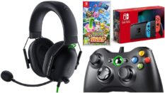 The Prime Day sale features some big deals on gaming including Nintendo, PS5 and accessories. (Amazon)