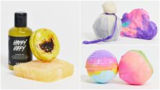 Lush has teamed up with Asos to exclusively sell its products via the online retailer. (Lush)
