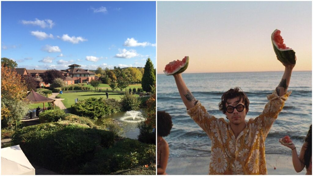 A Harry Styles themed spa day is launching in his hometown, Redditch. (SpaSeekers)