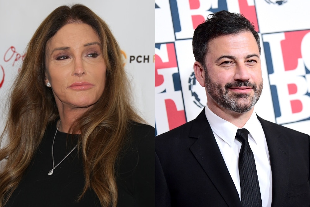 Caitlyn Jenner furiously calls out Jimmy Kimmel for calling her 'Trump in a wig'