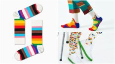 Happy Socks have released a stand-out collection to celebrate Pride 2021. (Happy Socks)