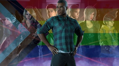 Tyrone Henry from Resident Evil Resistance has been confirmed as openly gay