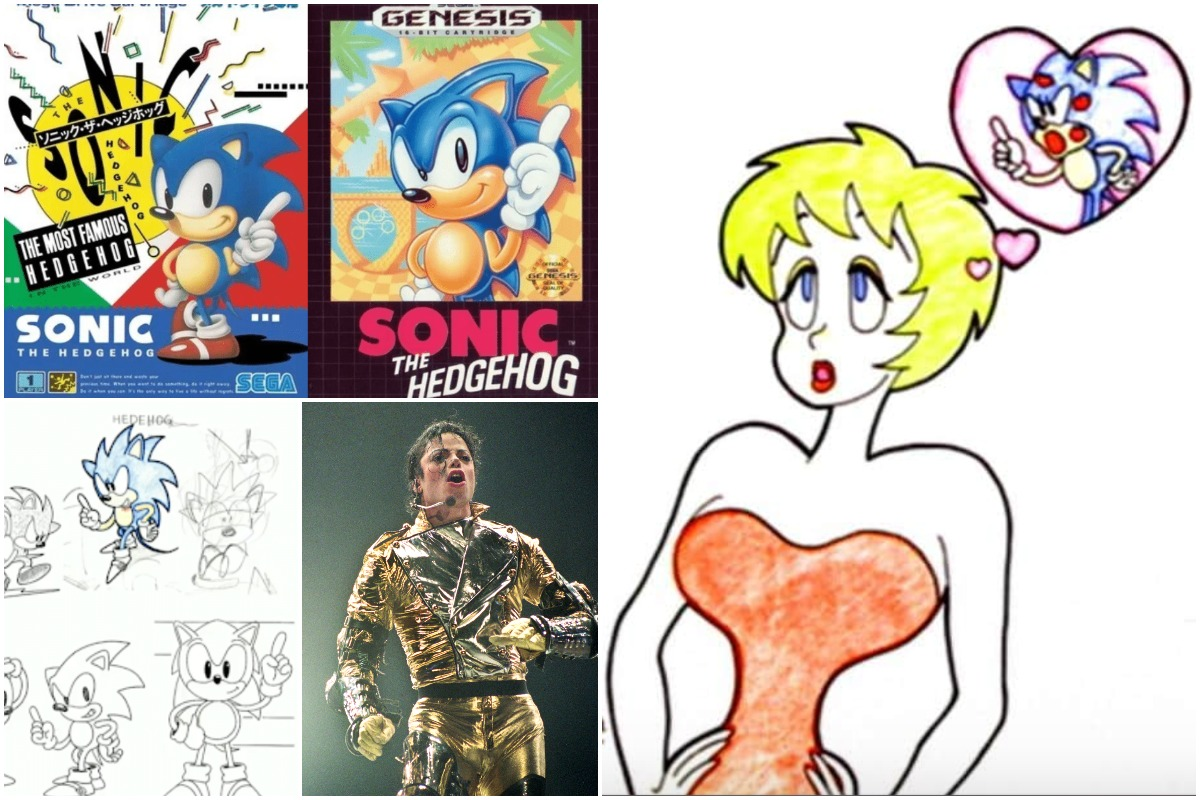 Sonic dated Madonna, and four other bizarre facts as the blue hedgehog turns 30