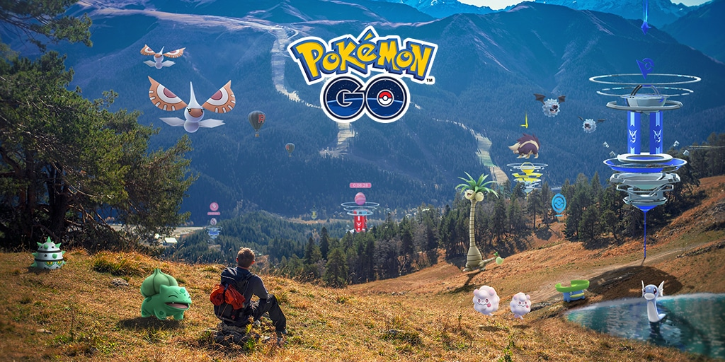 Niantic want Pokémon GO players to go out into the world again, world says 'no'