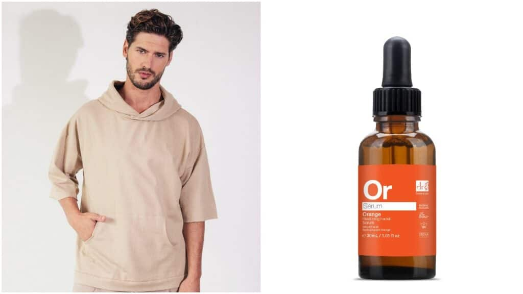 The website sells vegan loungewear and skincare among its many products. (Unearthedco)