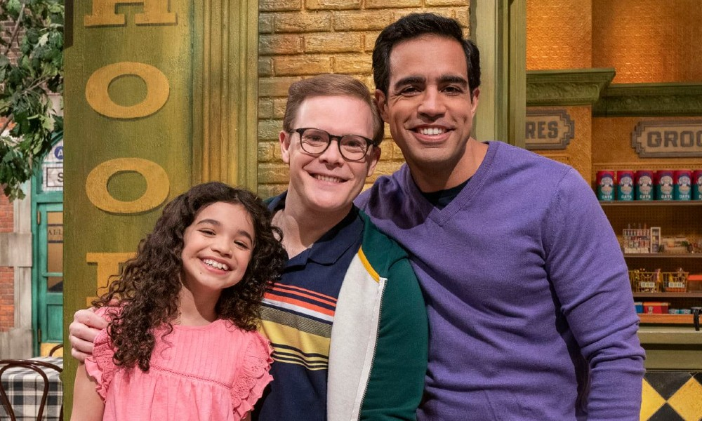 'Sesame Street' celebrates Pride month with adorable special episode introducing two gay dads