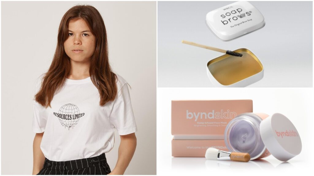 Unearthedco is home to vegan certified fashion and beauty brands. (Unearthedco)