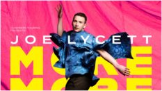 Joe Lycett will tour across the UK and Ireland with his More More More! Tour in 2022. (Twitter)