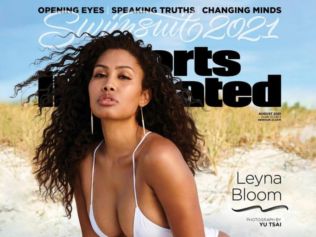 Sports Illustrated Swimsuit Issue trans Leyna Bloom