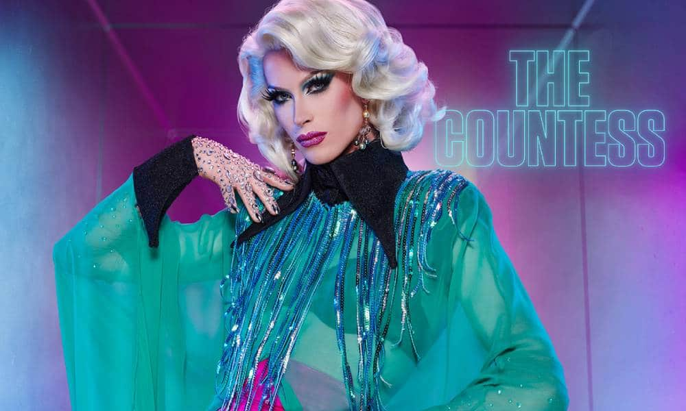 The Countess Drag Race Holland promotional image
