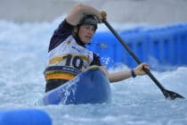 Haley Daniels canoes: Meet the Olympics' first-ever openly trans official