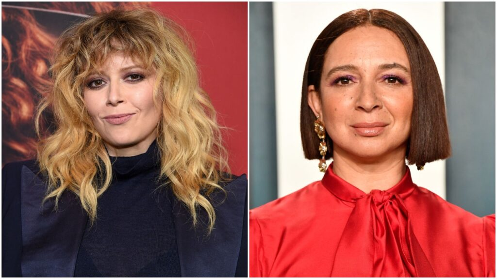 Love In Colour is produced by Natasha Lyonne and Maya Rudolph