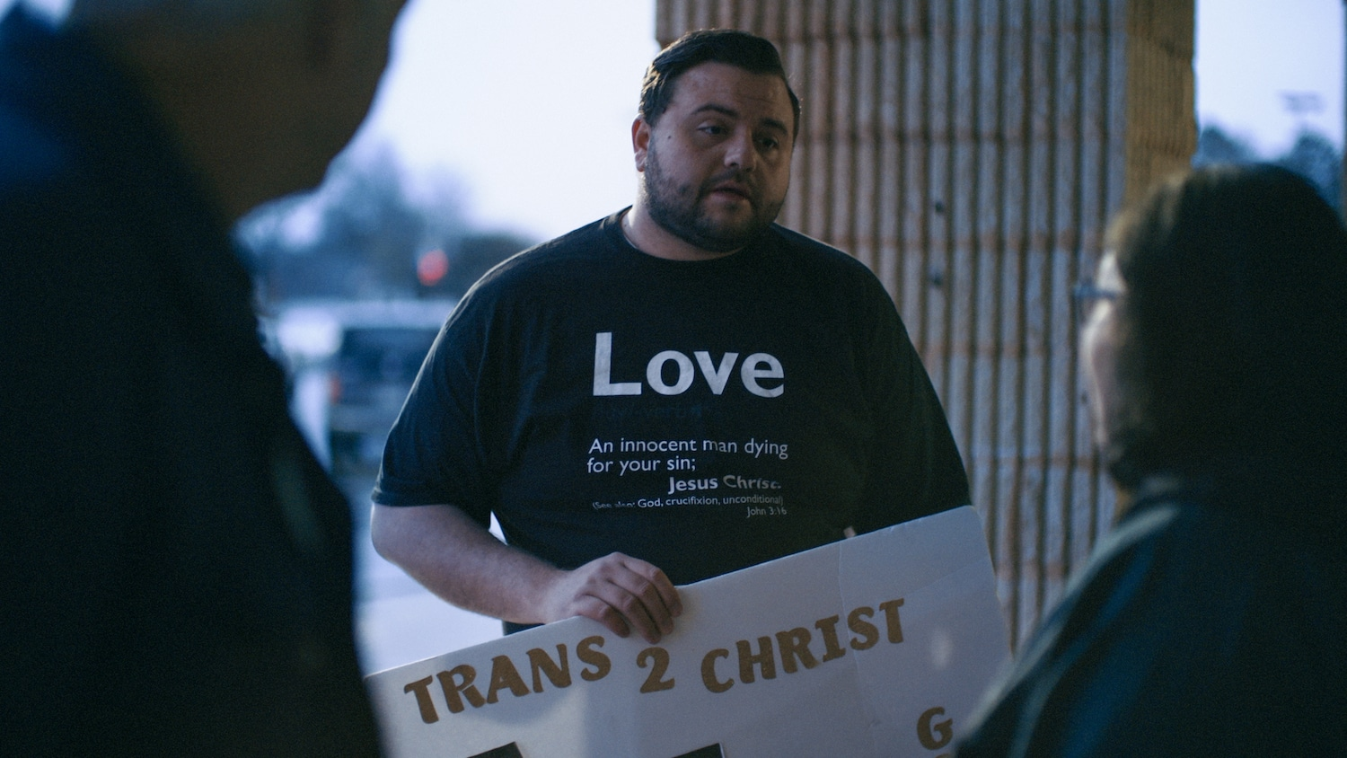 How tragedy led Netflix director to shine a light on America's relentless  ex-gay movement