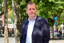 Rory Harbinson gay Belfast equality commission