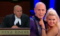 Judge Rob Rinder Strictly Come Dancing