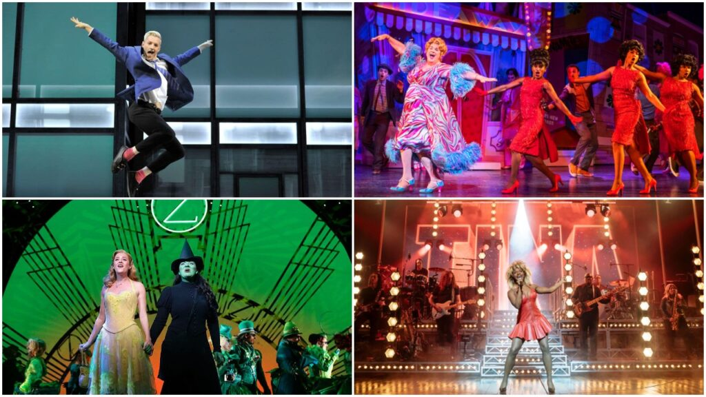 West End 2021 round-up