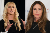 Tomi Lahren and Caitlyn Jenner
