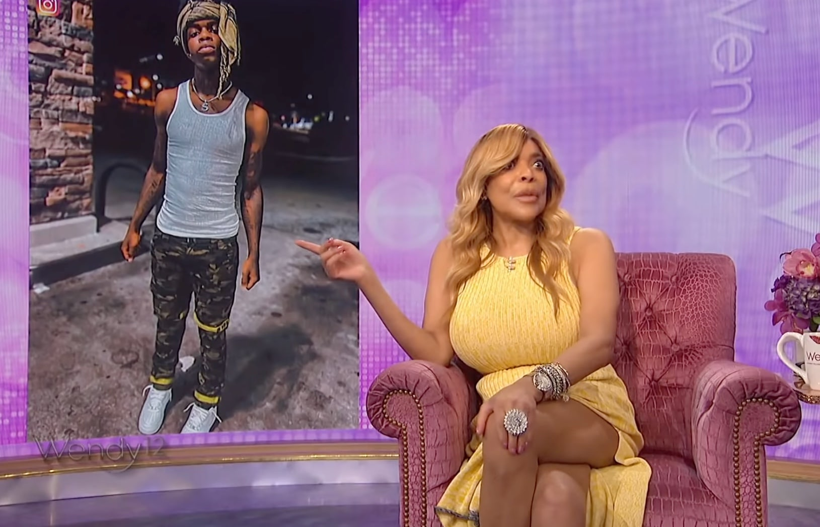 Wendy Williams faces blistering backlash over coverage of TikTok star's murder
