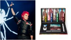 My Chemical Romance and HipDot makeup collection