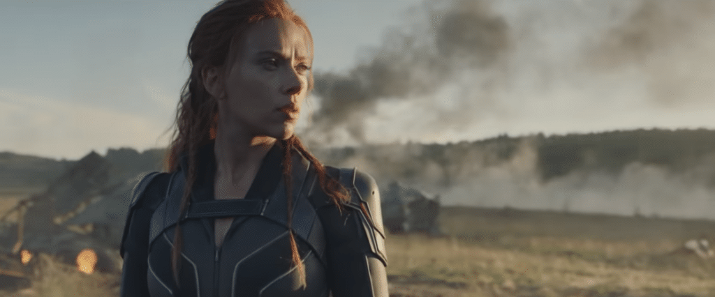 Black Widow is finally getting a theatrical release after a number of delays. (YouTube)