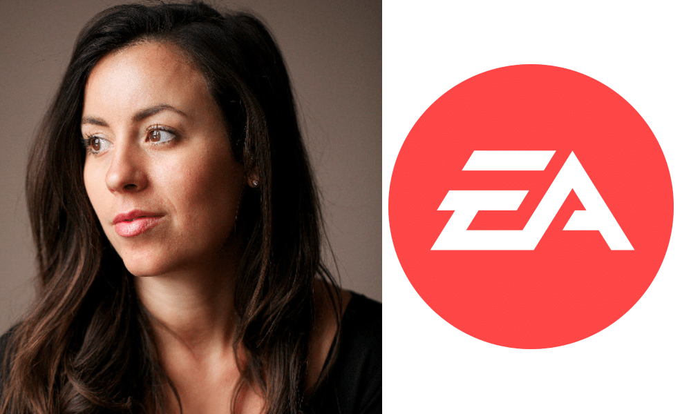 Elle McCarthy from EA discusses gamer