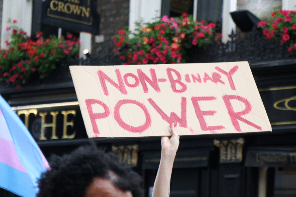 The last year for non-binary people: Challenges and triumphs