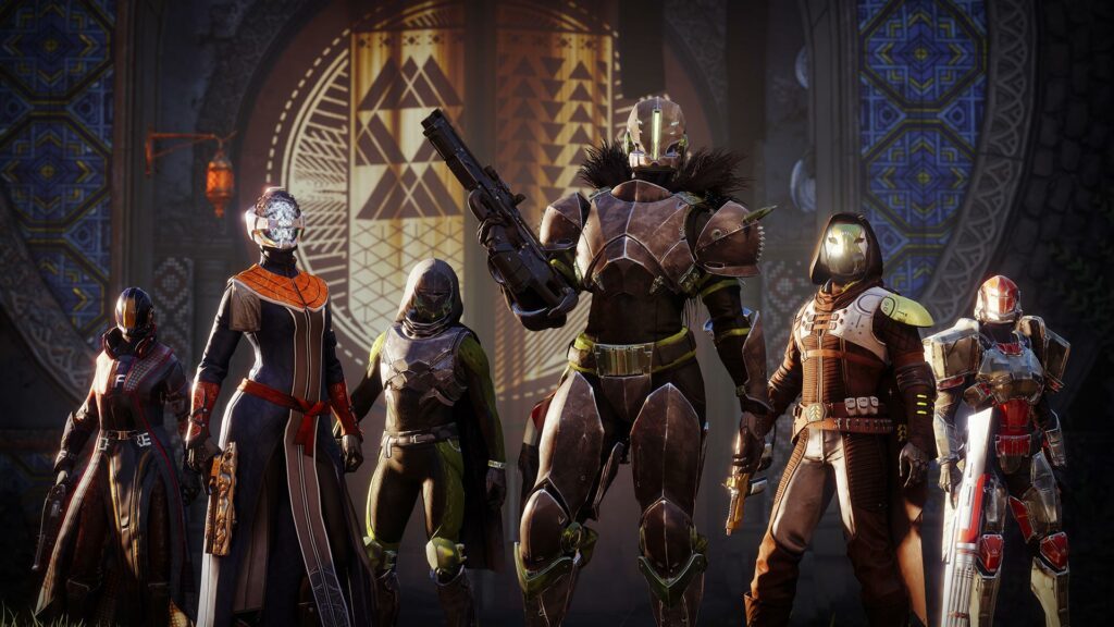 Bungie trans group