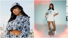 Megan Thee Stallion appears in Coach x BAPE campaign