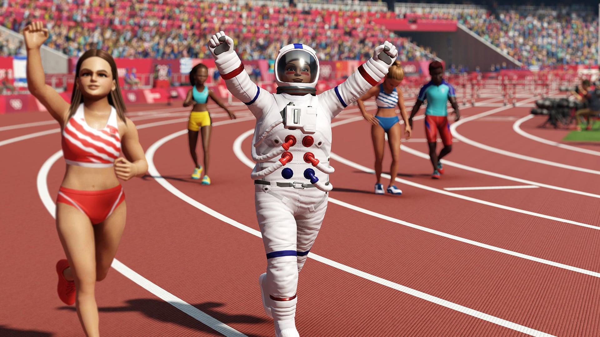 5 queer sports video games and characters, just in time for the Olympics