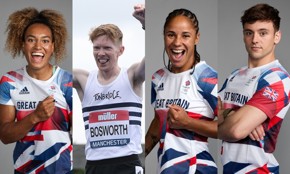 The brilliant, brave and heroic LGBT+ Olympians flying the flag for Team GB